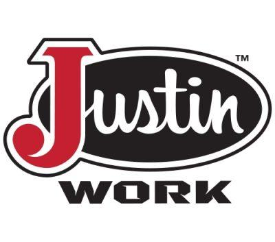 Justin Hybred Waterproof Ostrich Print Mens Non-Safety-Toe Work Boot  Renegade Stores - Western and Fashion Wear